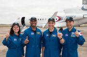 Empat Astronot SpaceX Crew-1 Catat Sejarah Serba-Pertama