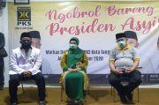 Presiden PKS Turun Gunung Menangkan Azizah-Ruhamaben di Pilkada Tangsel