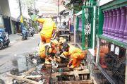 DKI Klaim Program Gerebek Lumpur Mampu Atasi Banjir
