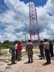 Sinyal Internet di Kecamatan Jemaja KKA Semakin Kuat