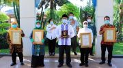 Tekan Peyebaran Covid, Pemkot Tangerang Optimalisasi Operasi Protokol Ksehatan hingga Sediakan Aplikasi Aman Bersama