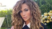 Tips Membuat Rambut Ikal Jennifer Lopez, ini Caranya
