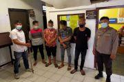 Empat Pelaku Penganiayaan dan Pengrusakan di Minahasa Ditangkap