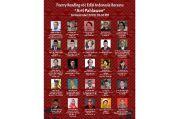 Peringati Hari Pahlawan, Para Rektor dan Guru Besar se-Indonesia Berpuisi
