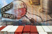 BPS: Oktober, Kinerja Impor Anjlok 6,79%