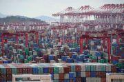 Terungkap! China Masih Jadi Tujuan Utama Ekspor Produk RI
