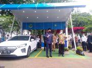 Sudah 65%, Mobil Listrik Keluar dari Pabrik Hyundai di Bekasi 2022