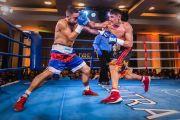 Jatuhkan Jimenez 4 Kali, Monster KO dari Chile Menang TKO Ronde 3