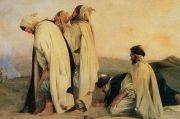 Kisah Sufi: Empat Syaikh Calon Hakim dan Noda Darah Sufi