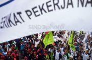 Ajukan Judicial Review UU Ciptaker, Ribuan Buruh Jabar Berangkat ke Jakarta