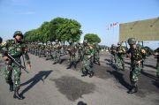 75 Tahun Korps Marinir, Taruna AAL Gelar Apel Khusus