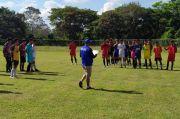 Ratusan Pemain Ikut Seleksi untuk Tim Sepak Bola Wajo di Porda 2022