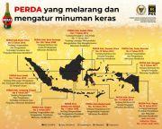 PKS Sebut Banyak Daerah Telah Keluarkan Perda Larangan Minol, Nih Buktinya