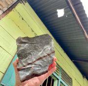 Diteliti di AS, Ini Detail Jenis Batu Meteor Temuan Lae Hutagalung
