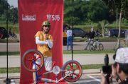 Tren Bersepeda, Lensa Community & The Cyclist Portrait Pecahkan MURI