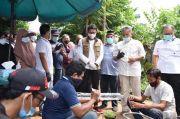 Cerita Bank Sampah dan Dukungan Sandi Berdayakan Masyarakat di Kali Sunter