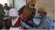 Sehari Belajar Tatap Muka, 78.400 Siswa di Lombok Timur Diimunisasi