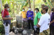 Wabup Kasta Tinjau Sumur Air Desa Pikat, Warga Ingin Memanfaatkan Kembali untuk Sumber Air