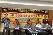 1 Wanita dan 2 Pria Terlibat Penyelundupan Senpi Dari Filipina ke Papua