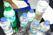 Gelar Razia Mendadak, Polres Minahasa Selatan Sita Puluhan Botol Miras Cap Tikus