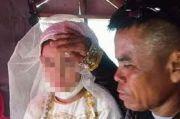 Pria 48 Tahun Nikahi Anak Perempuan 13 Tahun, Dijadikan Istri Kelima