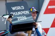 Joan Mir Enggak Nyangka Jadi Juara Dunia MotoGP 2020 Pakai Motor Suzuki