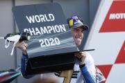 Perjalanan Joan Mir Jadi Juara MotoGP 2020