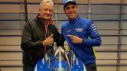 Kevin Schwantz Angkat Topi Lihat Kesuksesan Joan Mir di MotoGP