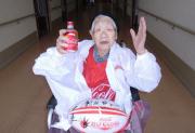 Nenek 117 Tahun Jadi Pembawa Obor Olimpiade Tokyo 2020