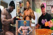 Wow, Gede Banget! Hulk Lahap 6.400 Kalori, Makan Habis Rp9,5 Juta