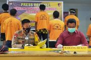 Sudah 12 Tersangka Judi Sabung Ayam di Tana Toraja Ditangkap
