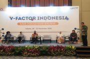 V-Factor Indonesia Wujudkan Kreatifitas Pendidikan Vokasi