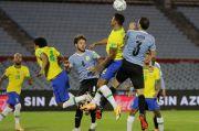 Hajar Uruguay, Brasil Mantap di Puncak Klasemen Zona CONMEBOL