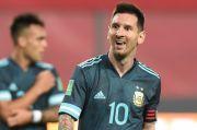 Walau Kembali Gagal Cetak Gol, Messi Puji Perkembangan Argentina