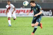 Messi Luapkan Perasaannya setelah Samai Rekor Cafu di Timnas Brasil