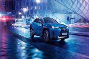 Mobil Listrik Lexus UX 300e Mengaspal Pekan Depan di Indonesia