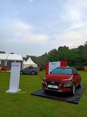 Hyundai Kona Electric Jadi Mobil Resmi Borobudur Marathon Elite Race