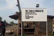Diduga Diserobot Mafia Tanah, Warga Tangerang Menjerit ke Jokowi