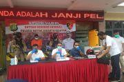 53 Kali Beraksi, Pencuri Handphone di Pasar Induk Kramat Jati Dibekuk