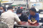 Langgar Protokol Kesehatan, Dua Remaja Gelagapan Dihukum Baca Pancasila