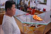 Gempar, Siang Bolong Perampok Nekat Gasak Perhiasan Emas di Aceh Barat