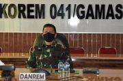 Danrem 041/Gamas Tegaskan Tak Akan Ada Intervensi Kasus Atribut TNI