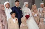 Gaun Pengantin Internasional Najwa Shihab Curi Perhatian, Jenisnya 1 dari 5 Tipe Ini