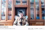 Wejang 852 Wisudawan Uhamka, Haedar: Dimanapun Berpijak Jaga Integritas dan Kejujuran