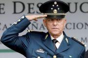 Mengejutkan, AS Cabut Dakwaan Eks Menteri Pertahanan Meksiko