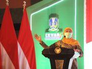 Milad Ke-108 Muhammadiyah, Khofifah: Tetap Istiqomah Jaga Karakter Bangsa