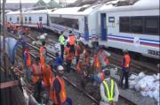 7 Rangkaian Kereta Penumpang KA Gajayana Meluncur Tanpa Lokomotif, Nyaris Terjang Pekerja