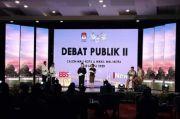 Debat Pilwali Surabaya: ERJI Bangun Akademi, MAJU Berkantor di Kelurahan
