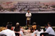 Dewan Sulsel Dukung Penuh Pembangunan Stadion Mattoanging