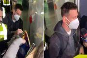 Dihampiri Petugas Pajak di Bandara, Messi: Ini Gila